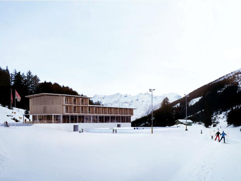 Image 0 - Centro Sci Nordico Campra