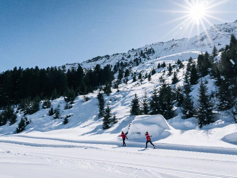 Image 3 - Centre Ski Nordique Campra