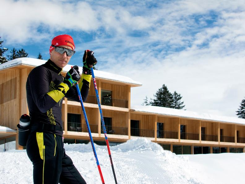 Image 4 - Centre Ski Nordique Campra