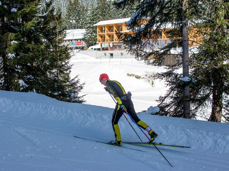 Image 9 - Nordic Ski Centre Campra