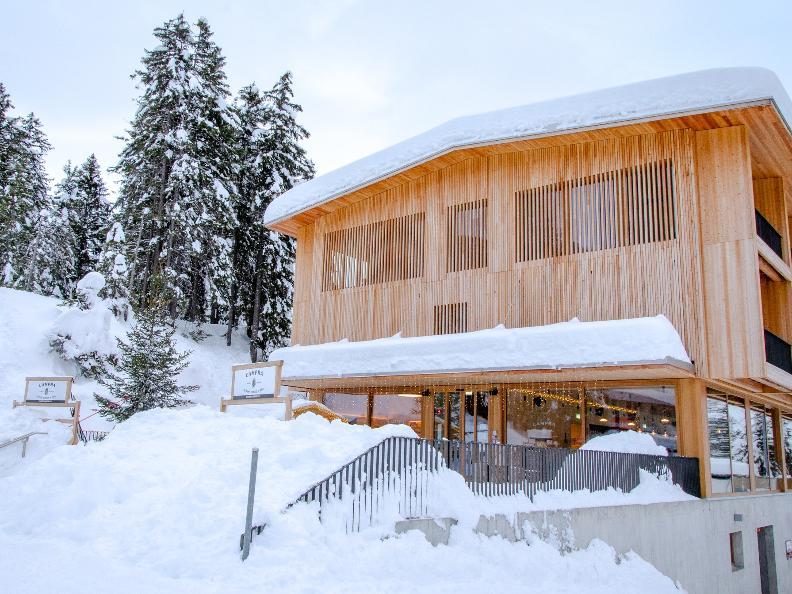 Image 5 - Centre Ski Nordique Campra