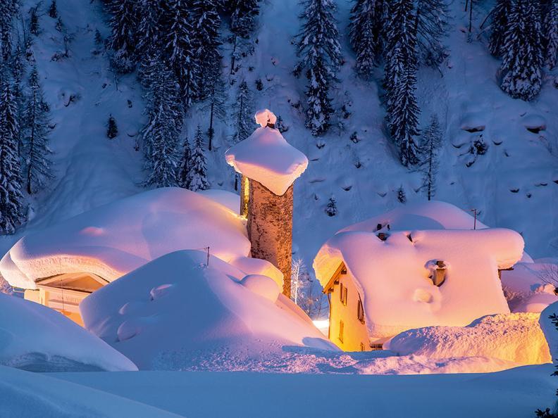 Image 6 - Ski de fond à Bedretto