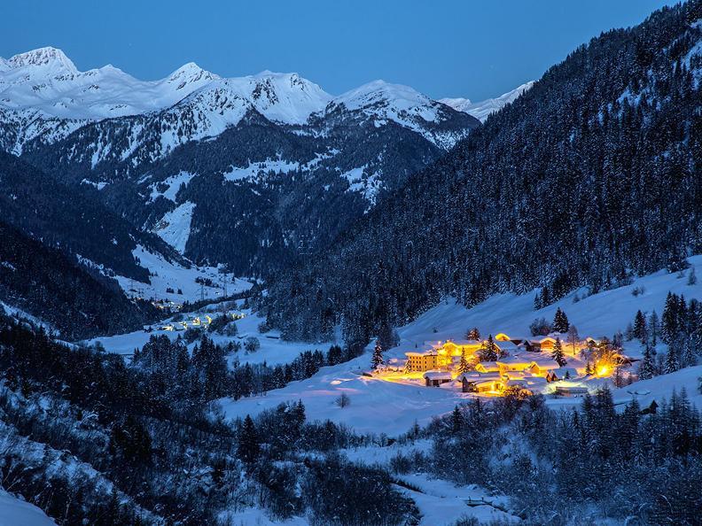 Image 5 - Ski de fond à Bedretto