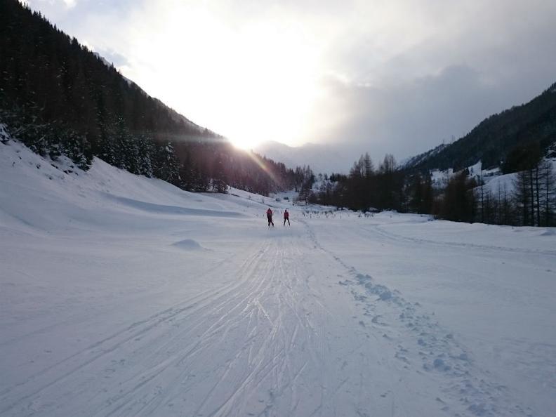 Image 0 - Ski de fond à Bedretto