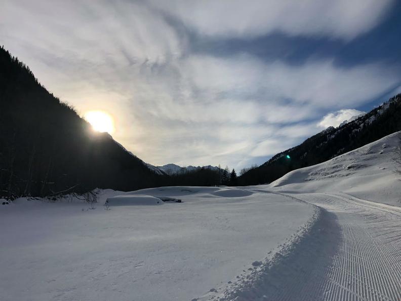 Image 1 - Ski de fond à Bedretto