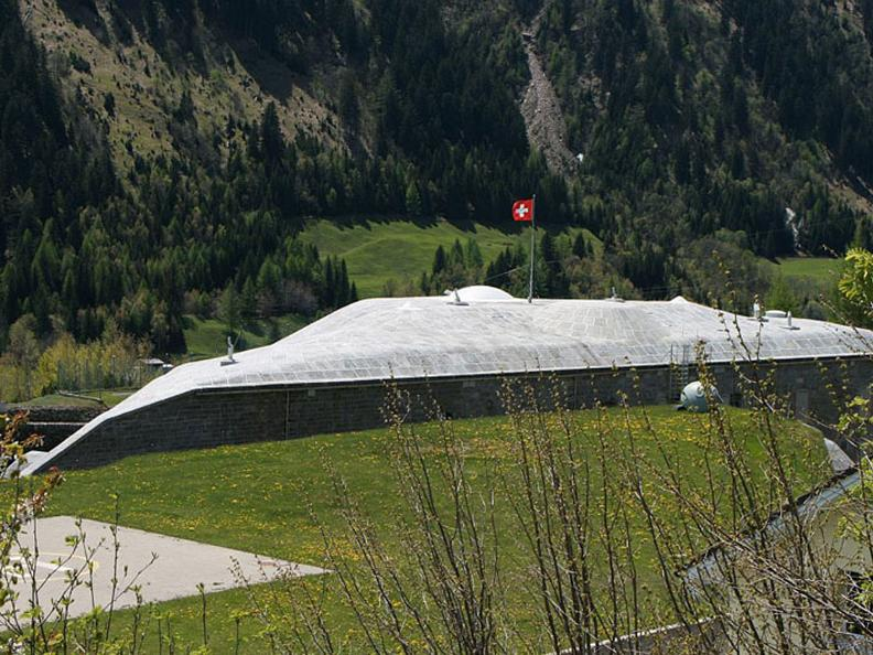 Image 1 - Musée Forte Airolo