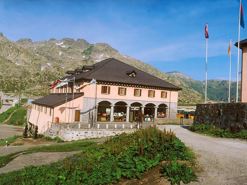 Image 1 - Musée National du S. Gothard