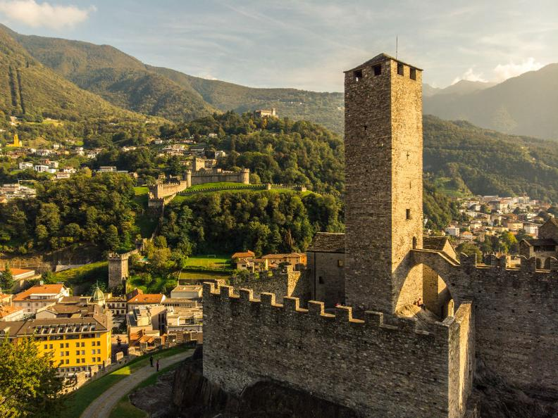 Image 5 - Bellinzona Pass