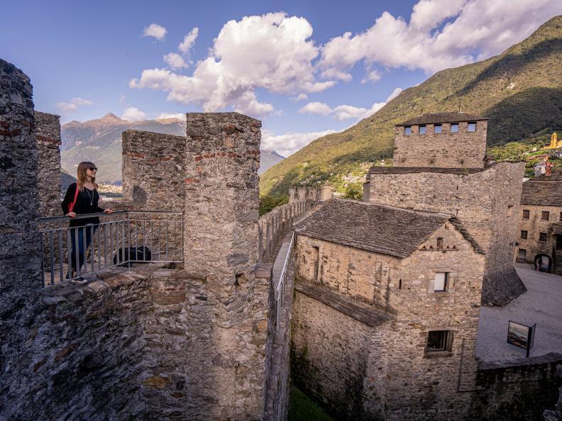 Image 7 - Bellinzona Pass