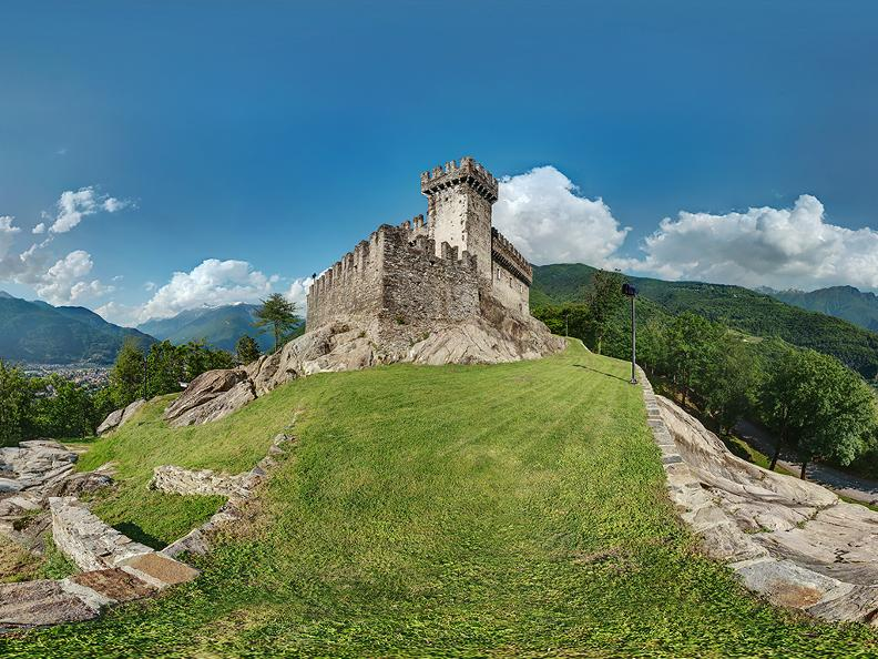 Image 0 - The Castle of Sasso Corbaro