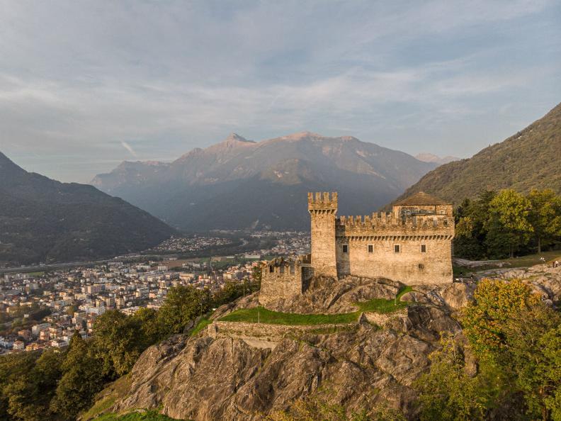 Image 4 - The Castle of Sasso Corbaro