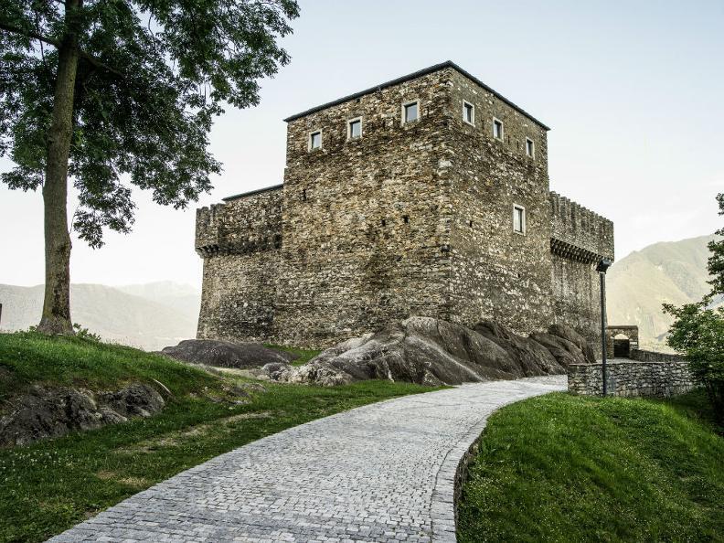 Image 0 - Sale espositive del Castello di Sasso Corbaro