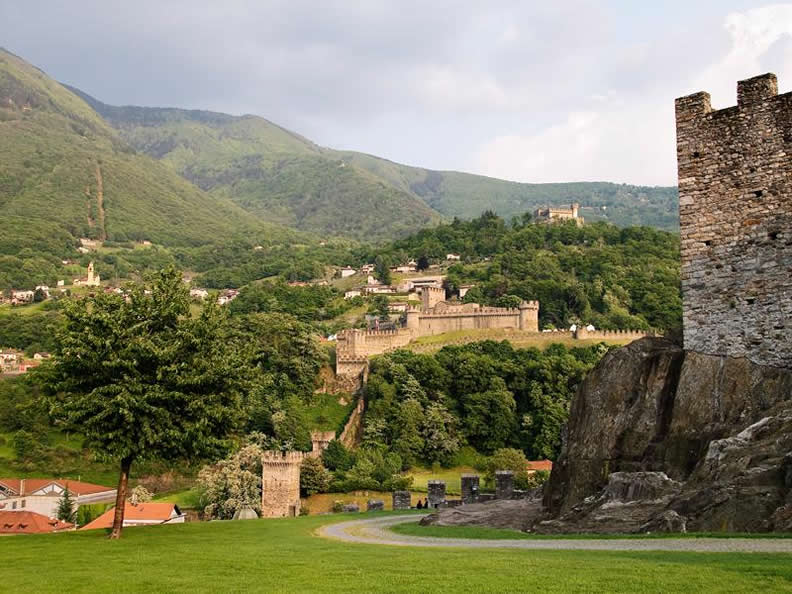 Image 3 - The Castle of Sasso Corbaro