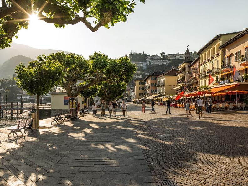 Image 1 - Ascona, il borgo affacciato sul lago