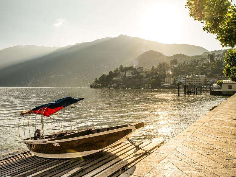 Image 2 - Ascona, il borgo affacciato sul lago