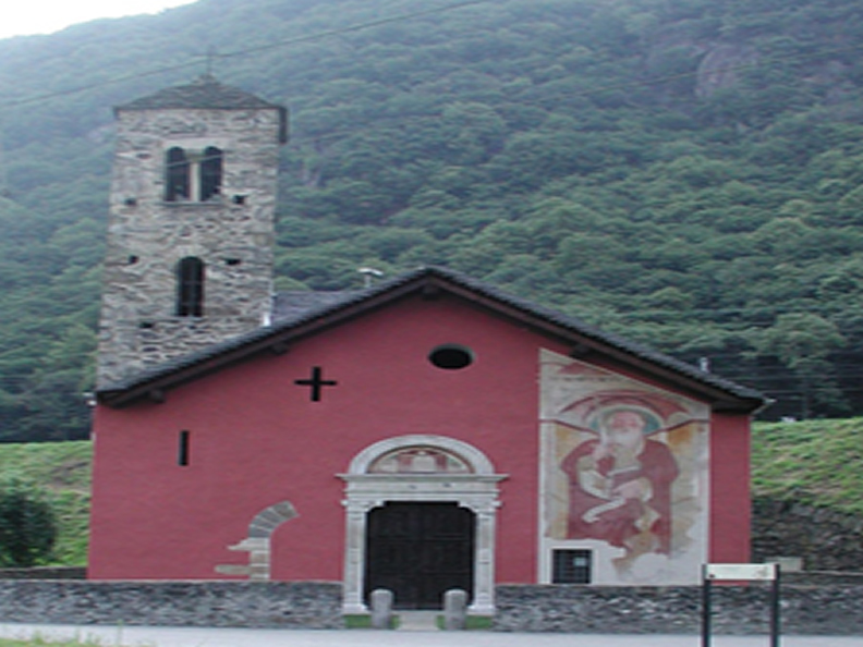 Image 0 - Church of S. Paolo o Chiesa Rossa