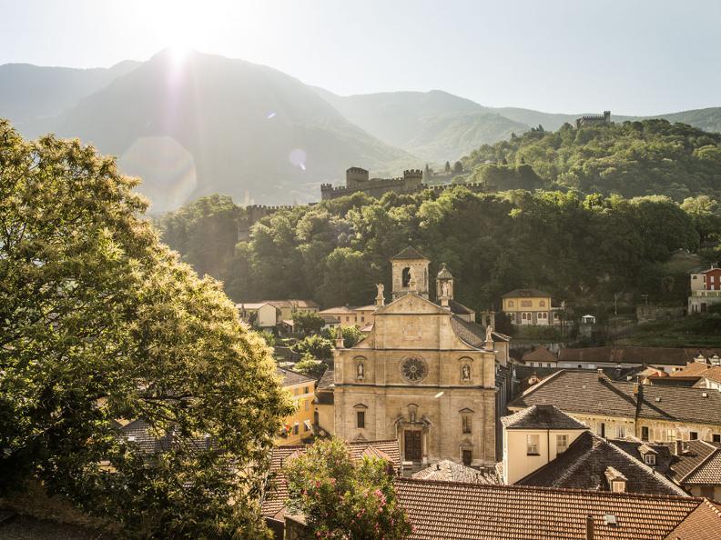 Image 1 - Audioguida - Città di Bellinzona