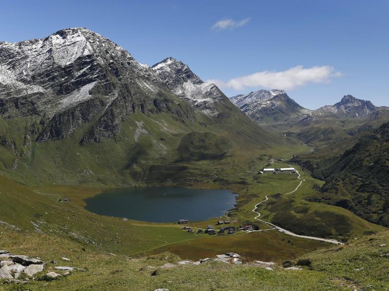 Image 0 - Laghetti alpini: Regione Ritom - Val Piora