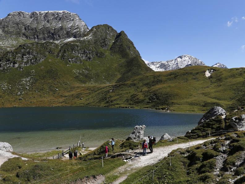 Image 1 - Laghetti alpini: Regione Ritom - Val Piora