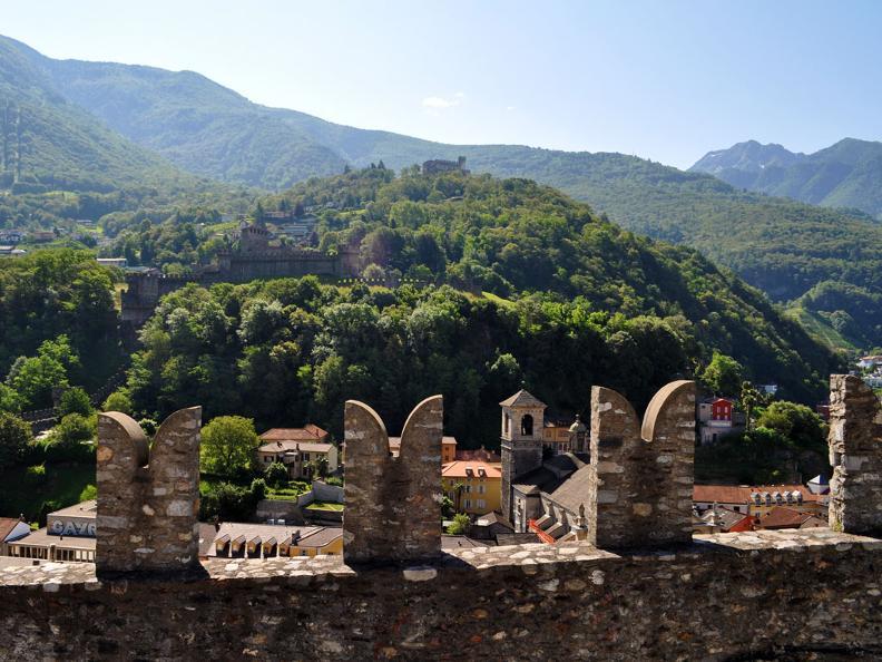 Image 2 - Itinerario culturale: Bellinzona - il centro storico