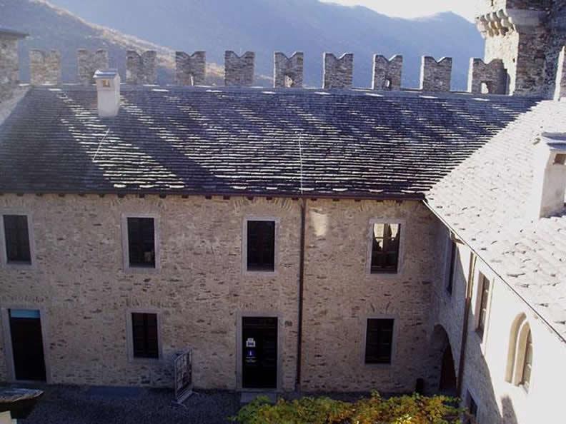 Image 3 - Sale espositive del Castello di Sasso Corbaro