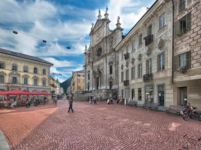 Image 2 - Visita guidata della Città di Bellinzona e Castelgrande