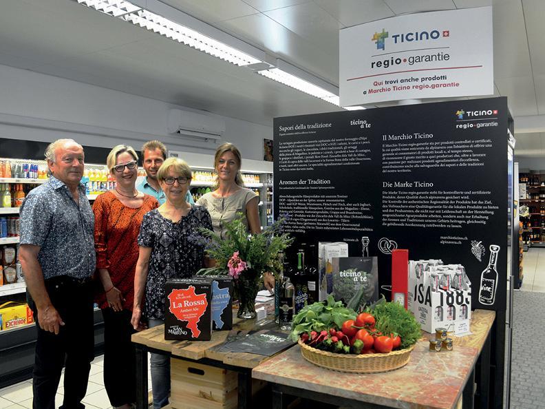 Image 1 - Ticino regio.garantie quality mark