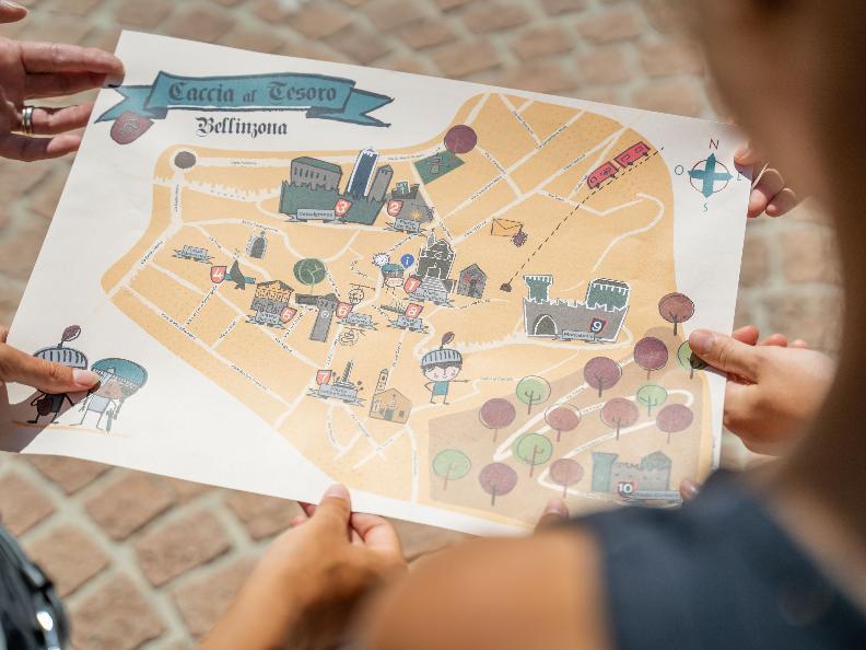 Image 1 - Caccia al tesoro Bellinzona