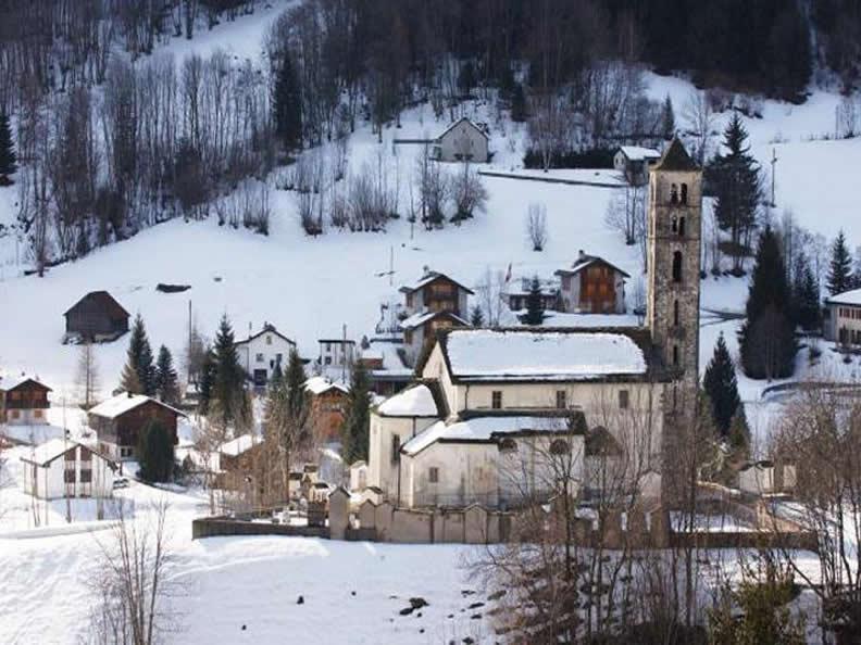 Image 2 - Pista di fondo Prato Leventina