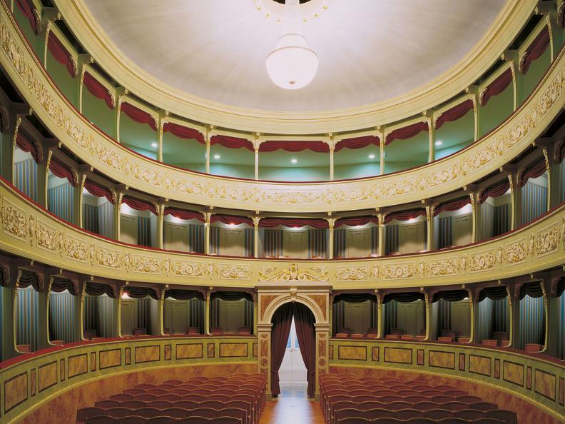 Teatro Sociale Bellinzona Bellinzonese E Alto Ticino Turismo