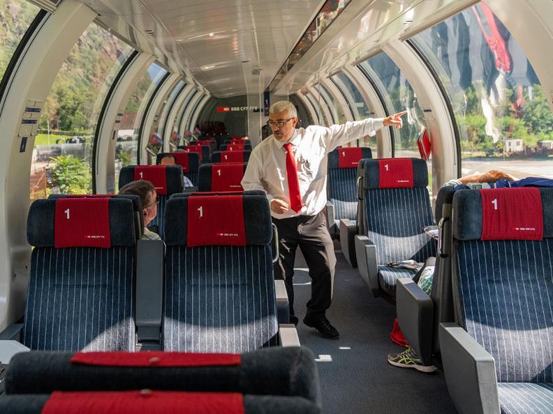 Image 3 - Grand Train Tour of Switzerland