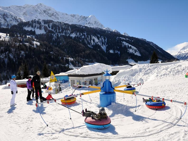Image 7 - Station de ski Airolo-Lüina