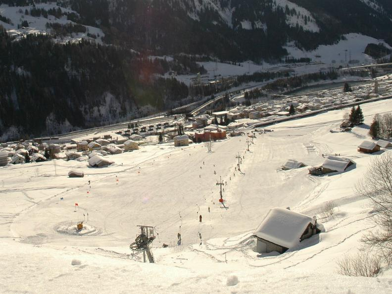 Image 4 - Station de ski Airolo-Lüina