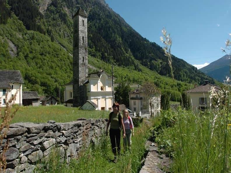 Image 1 - Sentieri storici della Valle di Blenio