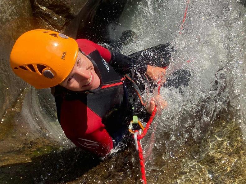 Image 2 - Ticino Outdoor - canyoning, via ferrata, rock climbing