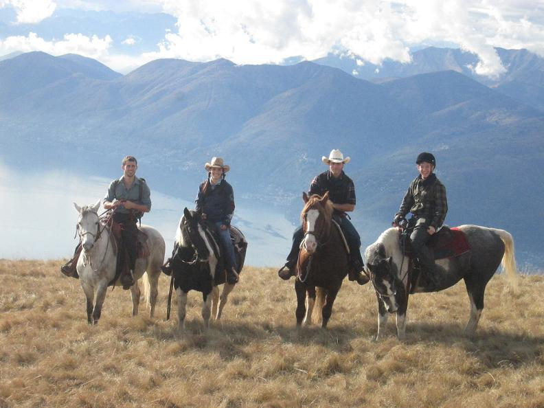 Image 3 - Equitazione in Valle Leventina: Leventina Western
