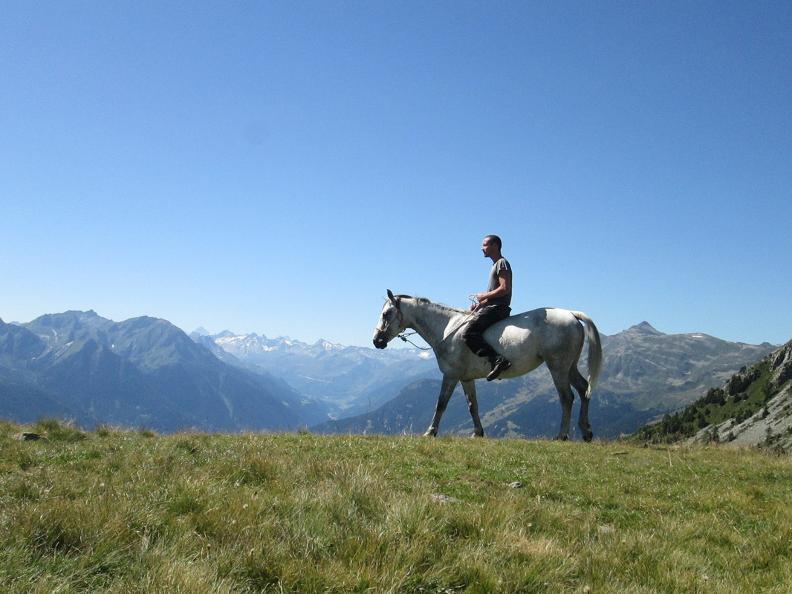 Image 6 - Equitazione in Valle Leventina: Leventina Western