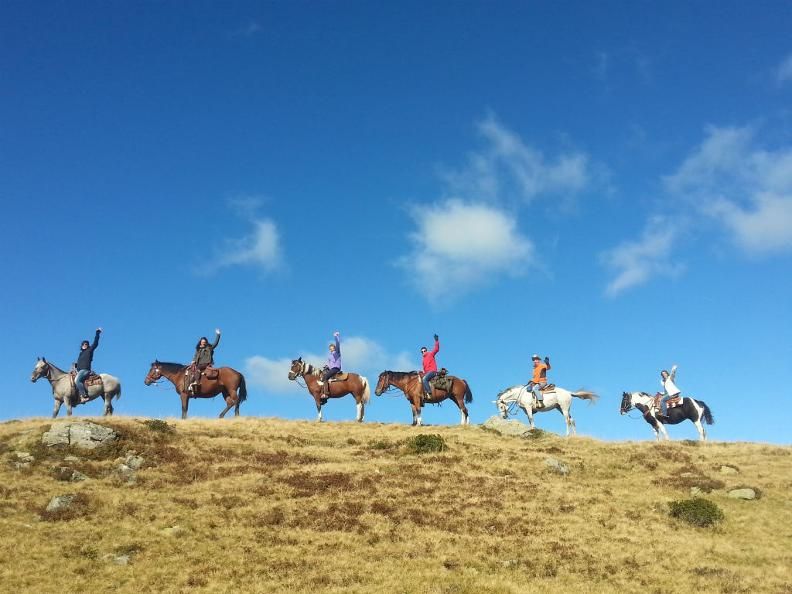 Image 0 - Equitazione in Valle Leventina: Leventina Western
