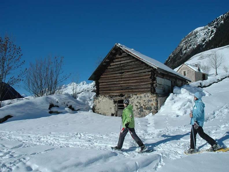 Image 0 - Winter Trail Airolo-Lüina