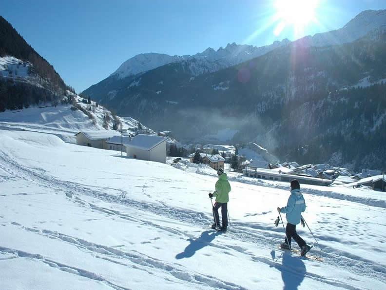 Image 2 - Sentiero invernale Airolo-Lüina