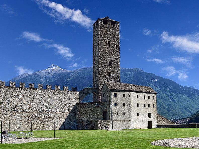 Image 5 - Bellinzona: la città dei Castelli