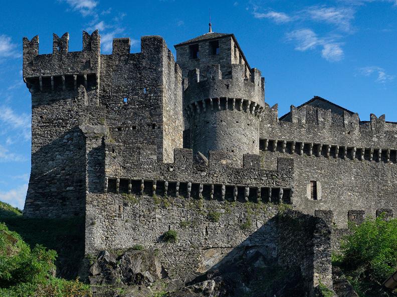 Image 6 - Bellinzona: la città dei Castelli