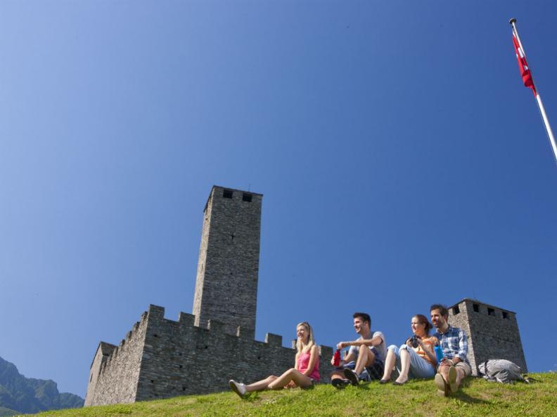 Image 3 - Die Burgen von Bellinzona