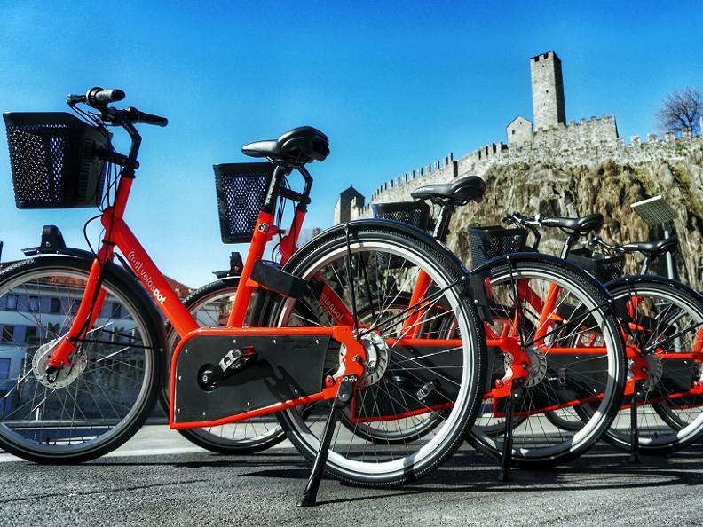 Image 0 - Bellinzona E-bike Sharing