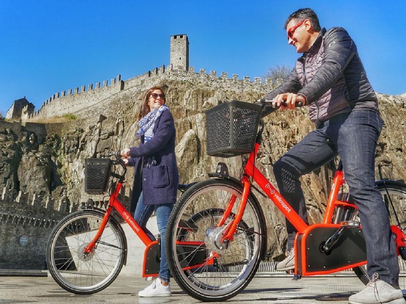 Image 1 - Bellinzona e-bike sharing