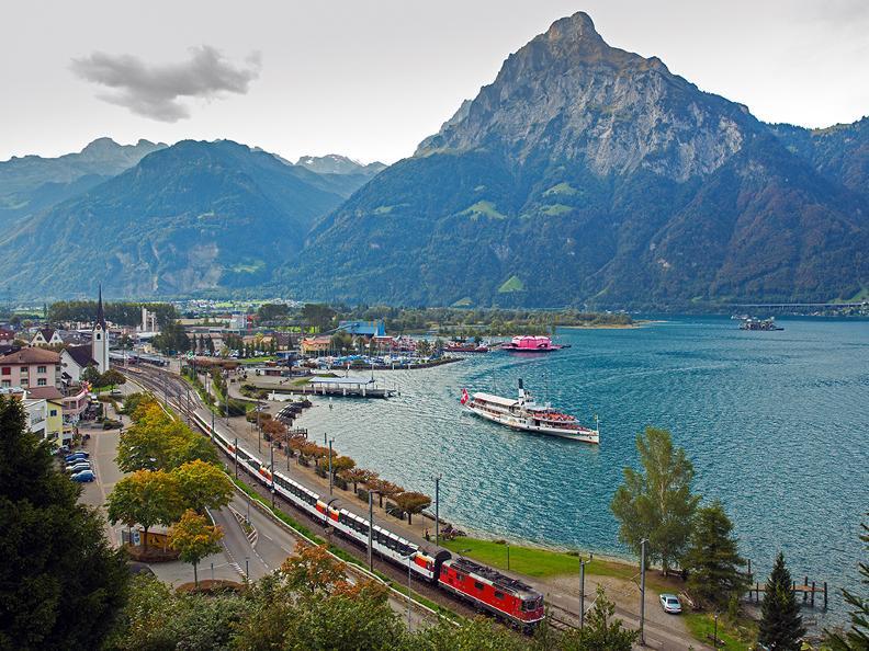 Image 0 - Gotthard Panorama Express