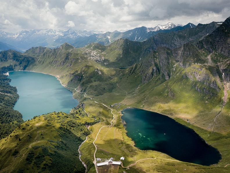 Image 0 - Alpine lakes: Region Ritom - Val Piora
