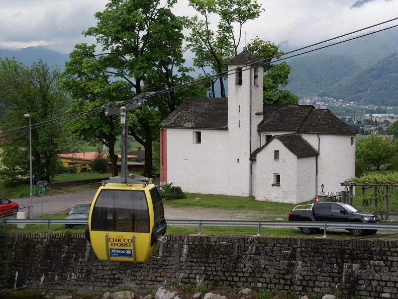Image 1 - Téléphérique Pizzo di Claro