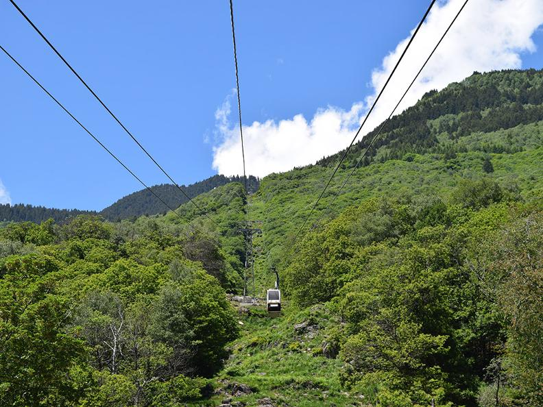 Image 1 - Cablecar Monte Carasso-Mornera