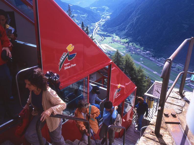 Image 3 - Funicular Ritom-Piora